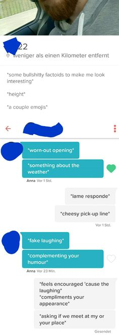 One of the best conversations I ever had on tinder