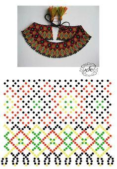 Фотографии Дыхание Бисера – 12 211 фотографий | ВКонтакте Bead Crochet Patterns, Beading Patterns Free, Beading Tutorials, Diy Necklace Patterns, Beaded Jewelry Patterns, Native Beadwork, Beaded Crafts, Bead Weaving, Long Beaded Necklaces