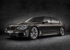 BMW Shows Off New M760Li xDrive To The Rest Of Us [200+ Images]