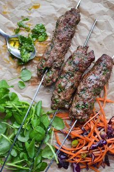 AIP Lamb, Tarragon and Mint Koftas Guest Post by Jo Romero | www.ThePaleoMom.com #Paleo