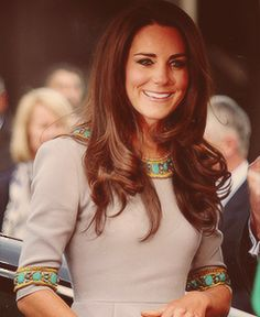 kate middleton - matthew williamson dress.