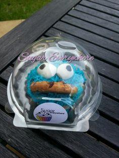 Cookie monster  By Sugar Everywhere