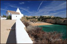 The Algarve - Praia Senhora da Rocha 45 minutes from our Country House www.casal.daeira.pt