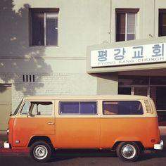 Volkswagen / photo by kylebkelley