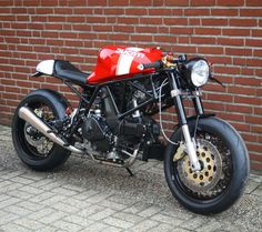 Ducati 750 SS by @14cycles #14cycles #ducati