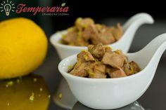 Receita de Lombo suíno no molho de limão siciliano | Temperaria - Culinária para curtir, se apaixonar e surpreender!