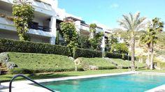 Apartamento en Casares, Málaga. 136 m2, 2 habitaciones, 2 baños, piscina, trastero, garaje, 1ª línea golf. Apartment in Casares, Málaga. 136 m2. 2 beds, 2 baths, pool, storage, garage, 1st line golf. 177.000 €
