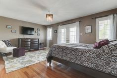 Master Bedroom  #bowmanville #clarington #durhamregion #realestate #realtor #stanwayproperties #leadingtheway #remax