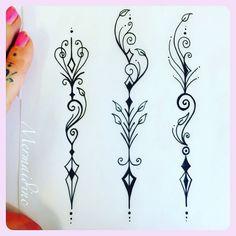 Little arrows - Ellen ( arrow tattoo Mini Tattoos, Love Tattoos, Beautiful Tattoos, Body Art Tattoos, New Tattoos, Small Tattoos, Tatoos, Arrow Tattoos, Feather Tattoos