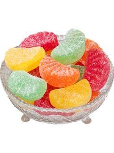 Assorted Fruit Jellies