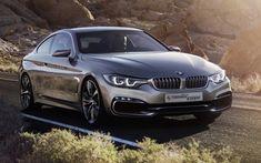 BMW 4er Series Gran Coupe front fahrt