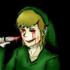 Ben drowned !!! I've done this drawing for a friend...Hope u like it!!