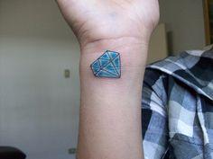 0f82d1887 7 Best Tattoo Diamante Azul images
