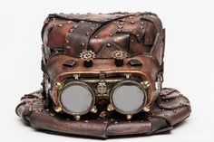 DIY Steampunk Top Hat #steampunk