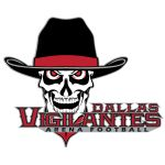 Dallas Vigilantes Arena Football  If they come back I am moving!!!!! Lol
