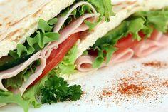 Classic Cuban Midnight Sandwich Healthy Sandwich Recipes, Healthy Sandwiches, Turkey Sandwiches, Appetizer Recipes, Sandwich Ideas, Healthy Food, Weight Loss Meals, Oven Recipes, Pork Recipes