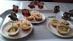 Zebracsíkos muffin (tojásos!)