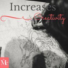 MEDITATION... . . #creativity #benefitsofmeditation #workonyourself #learnmeditation #increasedcreativity