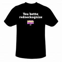 "Here Comes Honey Boo Boo ""Redneckognize"" T-Shirt $26.95 #HoneyBooBoo"