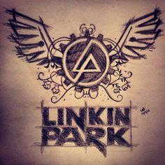 linken park Album Artwork | Linkin Park: album art by phoenixx6
