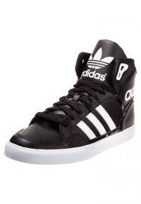 adidas Originals - EXTABALL - Sneakers hoog - black