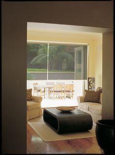Verosol metal backed fabrics are suitable for any location. #interiors #verosol @verosol_au