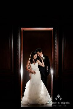 The Langham Huntington Wedding Photos // Yasmin + Vincent     http://www.wayneandangela.com/weddings/the-langham-huntington-wedding-photography-pasadena