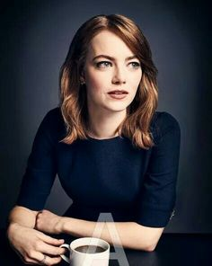 "Actress Emma Stone WON for Best Lead Actress for Oscars 2017 for her role in ""La La Land."""