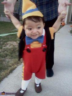 Pinocchio Costume - Halloween Costume Contest via @costumeworks