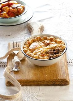 Venison pie. I must try this!!! #headsofstate #venison #pie