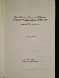 Gena's Genealogy.Telling HerStory 2014: American Women's Organizations. #WomensHistoryMonth #genealogy