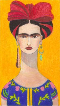 Andrea Serio - Frida