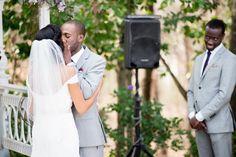 Outdoor Garden Wedding in Atlanta by Sophia Barrett Photography- Maeling + Anthony - Munaluchi Bridal Magazine