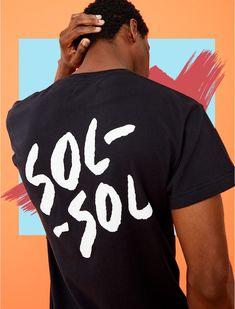 Sol Sol menswear for Style by SA Menswear, Mens Tops, T Shirt, Style, Fashion, Supreme T Shirt, Swag, Moda, Tee Shirt