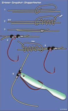 Fishing Hook Knots, Bass Fishing Rods, Bass Fishing Tackle, Fishing Shop, Fishing Rigs, Saltwater Fishing, Kayak Fishing, Ice Fishing, Tuna Fishing