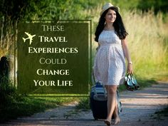 Travel And Tourism Jobs - These Travel Experiences Could Change Your Life.Some travel experiences have a bigger impact on your life than others....