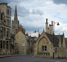 Old Stamford,Lincolnshire, England