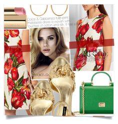 """Dolce & Gabbana"" by ajengyuanita ❤ liked on Polyvore featuring Dolce&Gabbana, dolceandgabbana and women"