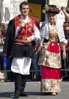 Costume of Quartu Sant'Elena/Quartu Sant'Aleni