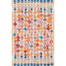 Pin for Later: Moroccan Rugs Cheap. Shop for nuLOOM Soft and Plush Handmade Moroccan Diamond Multi Shag Rug x and more for everyday discount prices at - Your Online Home Decor Store! Plush Area Rugs, Moroccan Pattern, Rugs Usa, Contemporary Area Rugs, Contemporary Design, Buy Rugs, E Design, Quilt Design, Colorful Rugs