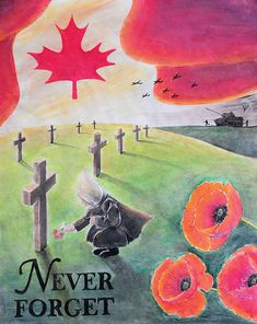 ideas for a remembrance day poster - Google Search