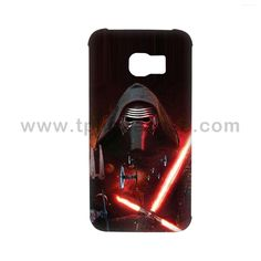 Galaxy S6 edge Full Body Durable Hard Case Design With Star Wars The Force Awakens