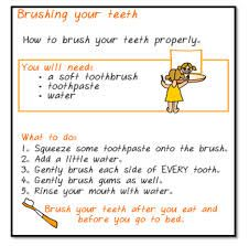 procedural texts for kids - Google Search