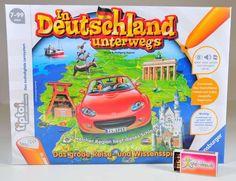 Ravensburger Spiele: tiptoi In Deutschland unterwegs