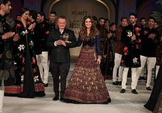 Discover Rohit Bal Summer/ Resort 2016 collection that was the grand finale of Lakme Fashion Week. See the top looks