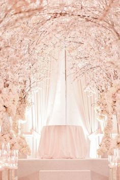 Sophisticated Wedding Reception Ideas from White Iilac Inc.