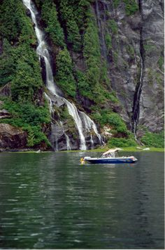 Company Town, Fishing Hole, British Columbia, North West, Waterfalls, West Coast, Places To Travel, Tourism, Coastal