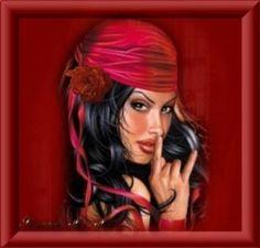 Oração da cigana rosa vermelha - Encante seu homem com a oração da cigana Rosa Vermelha. Poderosa, essa oração poderá atrair seu amor para você.