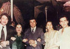 Rare photos of the famous families of Bollywood Randhir Kapoor, Rishi Kapoor, Kareena Kapoor Khan, Rajiv Kapoor, Kapoor And Sons, Shammi Kapoor, Neetu Singh, Indian Star