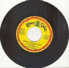 """The Lovin Spoonful 45 rpm """"You're A Big Boy Now"""""""